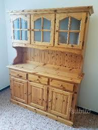 credenza in pino credenza in pino arredamento e casalinghi in vendita a venezia