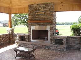 Stacked Stone Around Fireplace by Manufactured Stone By Alluriam Stone Located In The Greater