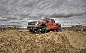 Ford Pickup Raptor Diesel - 76 entries in pick up truck wallpapers group