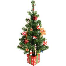 small trees walmart lights decoration
