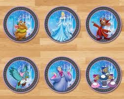 Cinderella Cupcakes Moana Cupcake Toppers Chalkboard Moana Stickers Disney