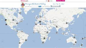 World Map Google by Official Google Blog Google And Historypin Launch Online Gallery