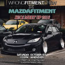 mazdas 2016 mazda fitment u2013 freshest mazdas in the world