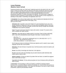 Goals And Objectives Template Excel Madeline Lesson Plan Template 6 Free Word Excel Pdf