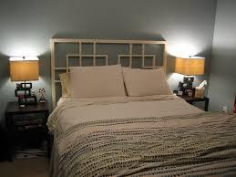 Wood Headboard Ideas Pretty Diy Bed Headboard In Queen Size Home Decor Inspirations