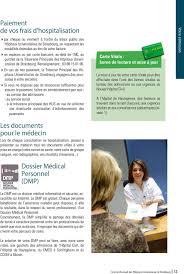 bureau carte assurance maladie livret d accueil des hôpitaux universitaires de strasbourg pdf