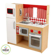 Kidkraft Island Kitchen by Charming Ideas Play Kitchen Wood Modern Design Kidkraft Uptown