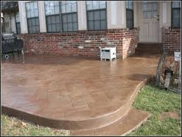 Stamped Concrete Patio Maintenance Stamped Concrete Patio Maintenance Patios Home Decorating