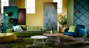 grn braun deko wohnzimmer beautiful wohnzimmer grun blau photos home design ideas