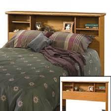 Queen Bed With Shelf Headboard by Queen Size Headboards U0026 Footboards Ebay