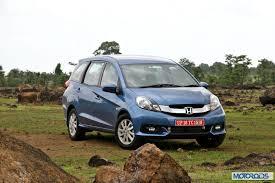 Interior Mobilio Honda Mobilio 1 5 I Vtec 1 5 I Dtec Review Evolved Mobility
