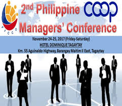 ilo participation in the 2nd philippine cooperative managers