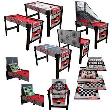 20 in 1 game table sportcraft 45 6793 13 in 1 combo game table 48 sears outlet