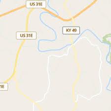kentucky map bardstown bardstown garage sales yard sales estate sales by map