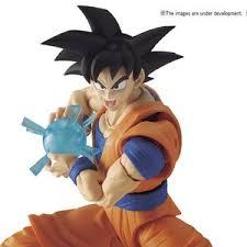 figure rise standard dragon ball super super saiyan blue son goku