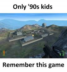 90s Meme - dopl3r com memes only 90s kids m16 remember this game