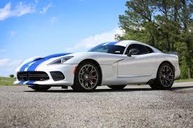 Dodge Viper Colors - dodge viper pearl white color change with blue stripes car wrap city