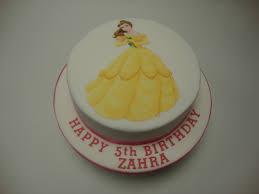 belle icing print cake celebration cakes cakeology
