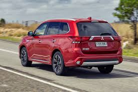 red mitsubishi outlander 2017 mitsubishi outlander phev 9 things you didn u0027t know