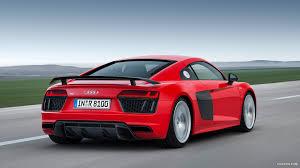 Audi R8 Red - 2016 audi r8 v10 plus caricos com