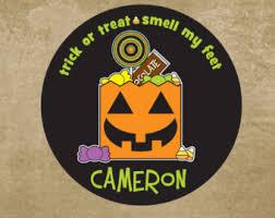 halloween goody bags etsy