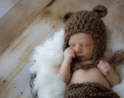 Brown Bear Halloween Costume Baby Boy Bear Hat Baby Halloween Costume Bear Halloween