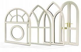 Different Windows Designs Universal Arches Gothic Frames Gothic Frame Upvc Gothic Frames