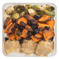 thanksgiving bowl prepd recipes