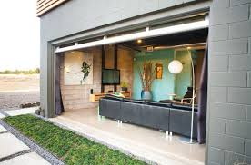 Garage Conversion Ideas To Improve Your Home - Garage family room