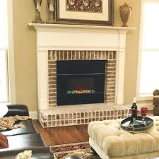 electric fireplace heater bionaire review recall with wood face