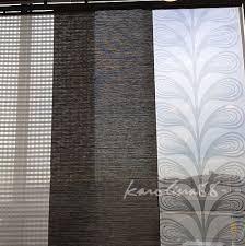Ikea Kvartal Panel Curtains Ikea Ingamaj Gray Tan Brown Check Window Panel Curtain Kvartal