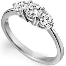 brilliant rings images 0 86 carat solitaire round brilliant cut diamonds trilogy JPG