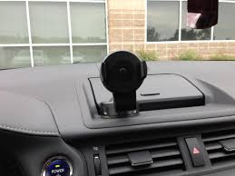 lexus ct200h private sale alternatives to the oem universal phone holder page 2