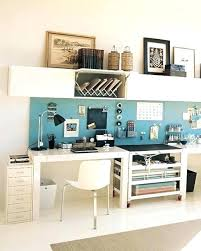 Office Desk Storage Solutions Desk Storage Ideas White Office With Comfortable Storage