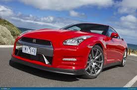 nissan australia official website ausmotive com my12 nissan gt r lands in australia