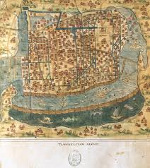Map Of Mexico City by Aztec Artifacts At Tenochtitlan And Templo Mayor Houston Chronicle
