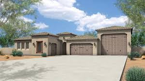 Rv Home Plans Sage With Rv Garage Plan 5531 Estates At The Meadows Maracay Homes