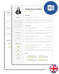 Resume Format Editable Pack With Ebook Pdf Format Cv And Cover Letter Models Noctula