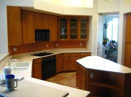granite countertop kitchen wall cabinets 42 high westinghouse
