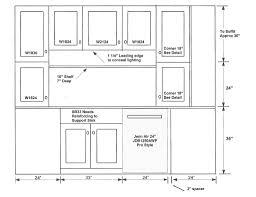 Kitchen Cabinets Construction Kitchen Cabinets Section Details Kitchen