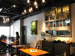 Thai Kitchen Design Basil Thai Kitchen Restaurants In Stadium Singapore