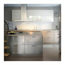 stainless steel kitchen cabinets ikea ikea grevsta stainless steel cheap kitchen remodel
