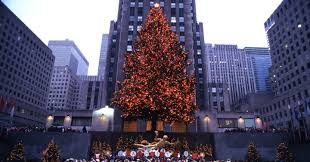 see the evolution of the rockefeller center christmas tree time com