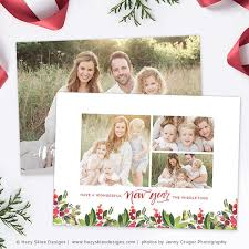 christmas photo card christmas card template christmas card