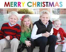 family christmas card photo christmas lights decoration