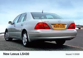 lexus ls430 build lexus ls430 redefining automotive perfection lexus uk media site