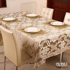 tablecloth for coffee table free shipping fashion elegant fabric of luxury dining table cloth