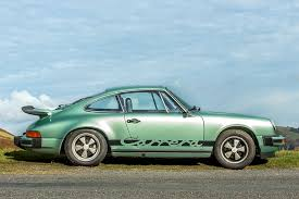 80s porsche this ice green 1975 porsche 911 is such a beaut airows