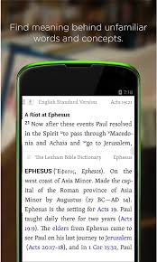 faithlife study bible android apps on google play