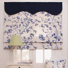 White Cotton Curtains Online Shop Run Out Of High Grade Blue And White Cotton Curtains